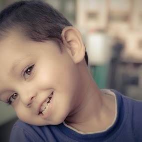 Innocence by Shaikh Athfaan - Babies & Children Children Candids ( children, childhood, smile, cute, laughter )