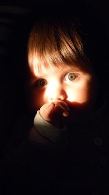 viola e la luce di thebiondella