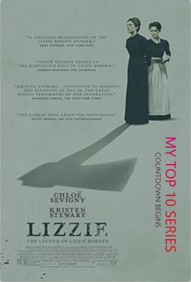Lizzie - Hollywood Movies Releasing In This September 2018​