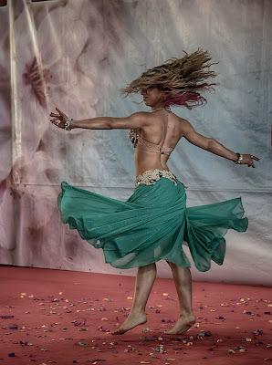 La danzatrice del ventre... di Gianva