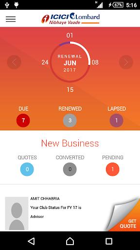 iPartner Mobile – For Partners (Agency)  screenshots 2