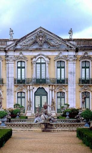 ケルースの壁紙の宮殿