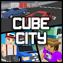 Grand Cube City: Sandbox  Life Simulator - BETA