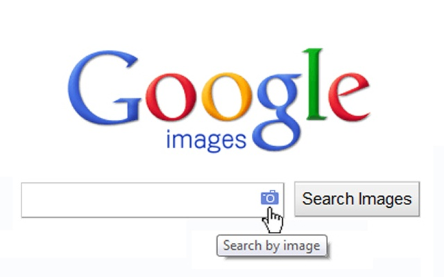Search by Image (by Google) Screenshot