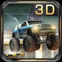Monster Truck 3D Arena Stunts icon