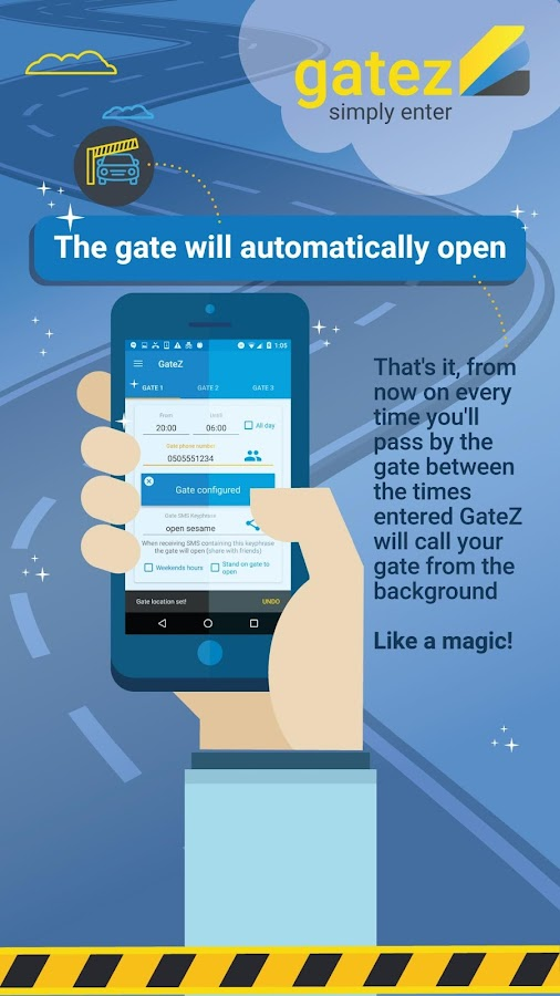 GateZ- screenshot