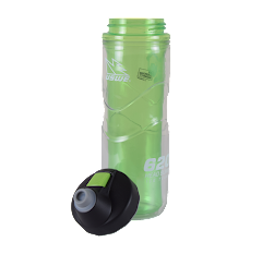 Head Bump Ice Team 620 Tritan Double Wall Bottle, Lime Green