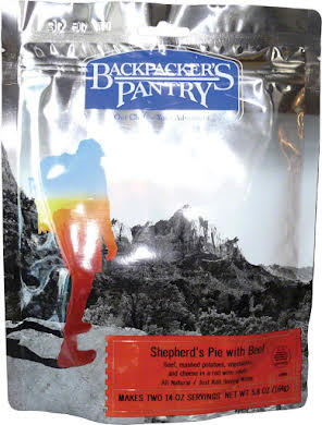 Backpackers Pantry Shepards Beef Stew - 2 Servings alternate image 0