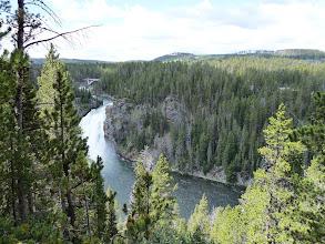 Photo: The Upper falls