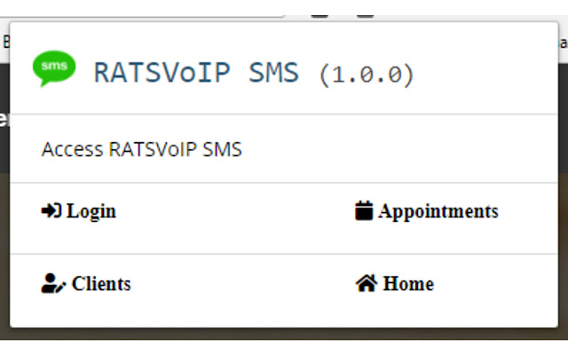 SMS Appointment Reminders Link Launch Utility