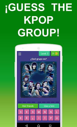 Guess the Kpop group 3.5.2dk screenshots 1