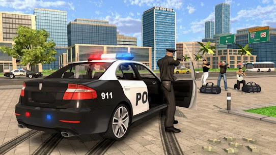 Police Car Chase – Cop Simulator 1.0.3 Latest MOD Updated 1