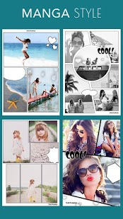 Photo Collage - InstaMag screenshot