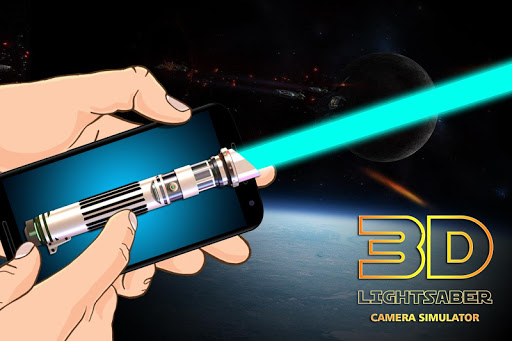 3d lightsaber camera simulator