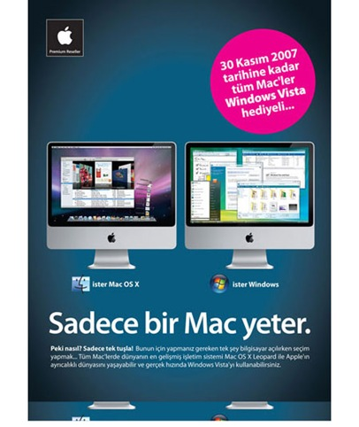 Vista iMac