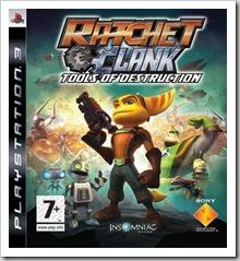 Carátula Ratchet & Clank