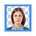 ID photo background editor icon