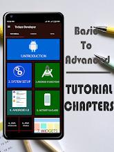 Today's Developer-Android app development tutorial screenshot thumbnail