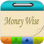 MoneyWise Home Budget Expenses Invoices  Icon