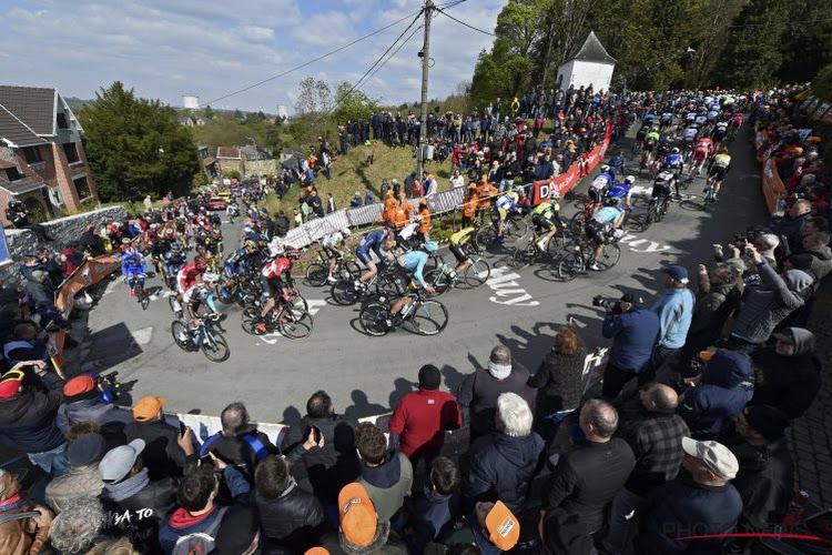 La Flèche Wallonne s'élancera de Herve en 2020