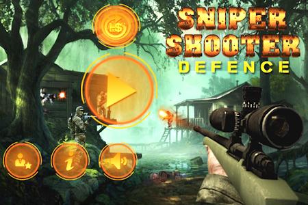 Sniper Shooter Defense v1.0