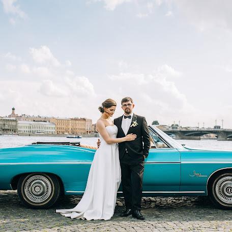 Wedding photographer Richard Konvensarov (konvensarov). Photo of 29.11.2017