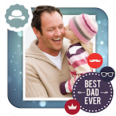 2015 Happy Fathers Day Frames