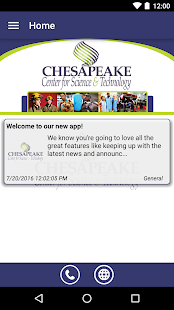 Chesapeake CST- screenshot thumbnail