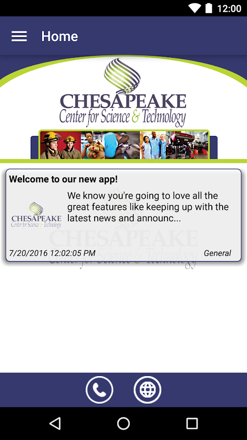 Chesapeake CST- screenshot