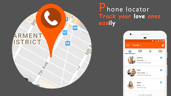 mobile locator phone number tracker apps on google play