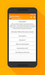Bitcoin RReally - náhled