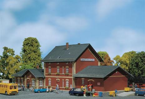 """110117 Station """"Gera-Liebschwitz"""""""