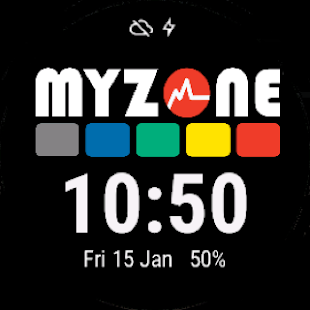 MYZONE®- screenshot thumbnail