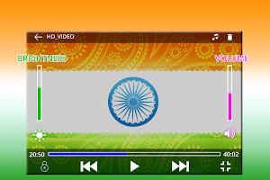 screenshot of Indian MX Player