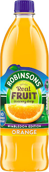 Robinsons No Added Sugar Orange - 1 Litre