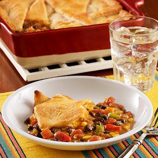 Taco Pie Vegetarian Recipes