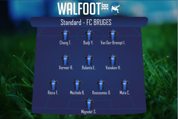 FC Bruges (Standard - FC Bruges)