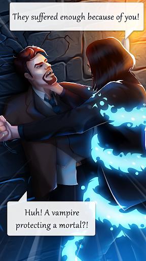Love Story Games: Vampire Romance apktram screenshots 8