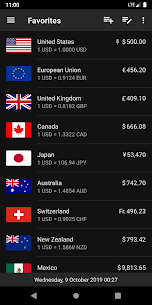 Exchange Rates & Currency Converter 2.7.5 Download Mod Apk 1
