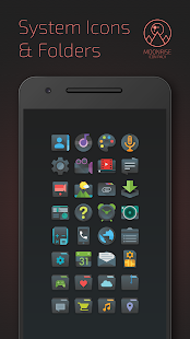 Moonrise Icon Pack Screenshot