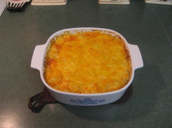 Virginia's Macaroni & Cheese Recipe
