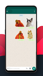 Dank Memes Stickers For WhatsApp – WAStickerApps App Download For Android 4