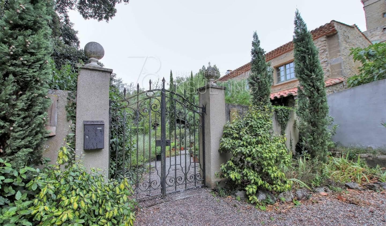 Maison avec jardin Bram
