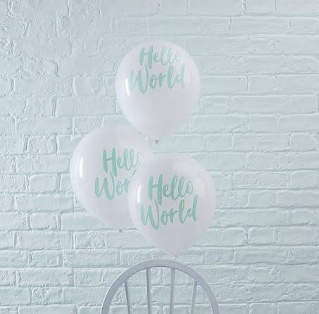 Ballonger - Hello World