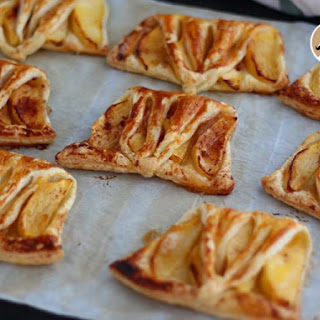 Express Apple Turnovers - Video Recipe!.