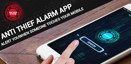 Anti Theft Alarm is amazing mobile phone security app & burglar alarm services