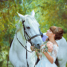 Wedding photographer Svetlana Chelyadinova (Chelyadinova). Photo of 26.10.2016
