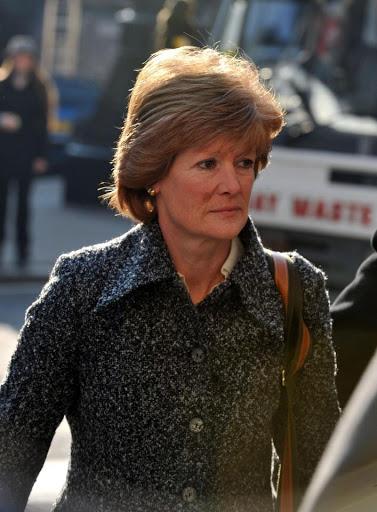 Who is Princess Diana's sister Lady Sarah McCorquodale?