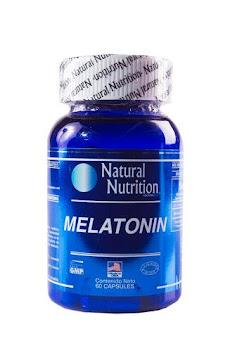 Melatonin Natural Nutrition