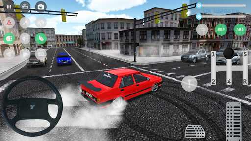 Car Parking and Driving Simulator android2mod screenshots 1